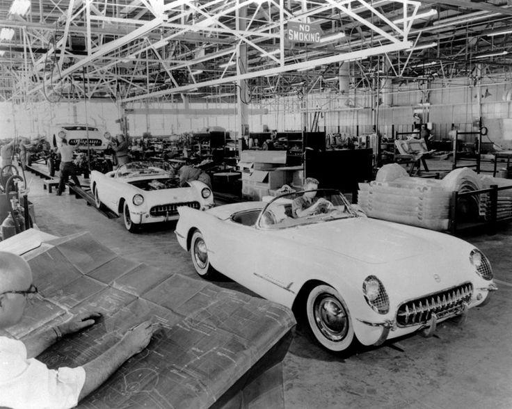 corvette america | Happy Birthday Corvette: America's Favorite Sports Car Turns 60 Today