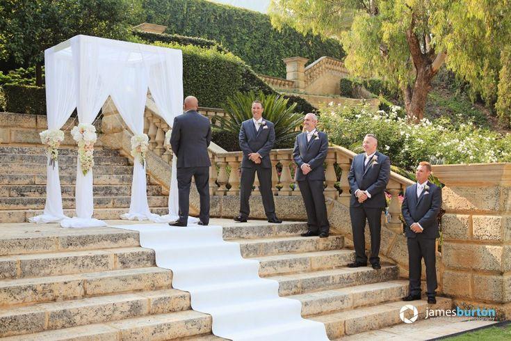 Darren & Jessica Caversham House Wedding | Swan Valley