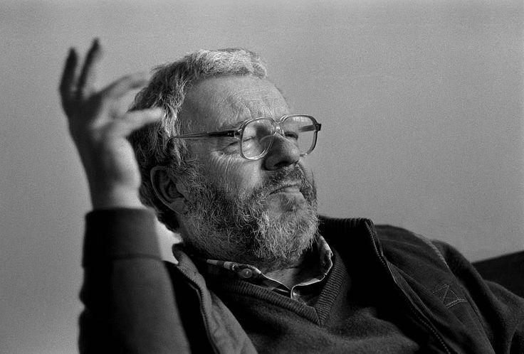 Jerzy Nowosielski, 1987., fot. Wojciech Plewiński - photo 12
