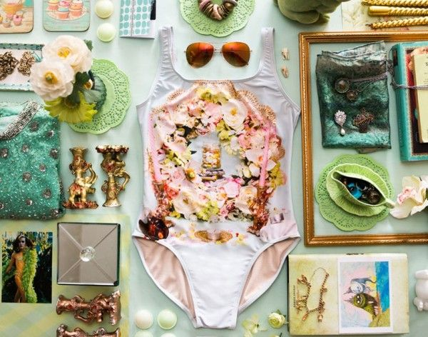 'My Body, My Shrine' Swimwear Collection by Project 104