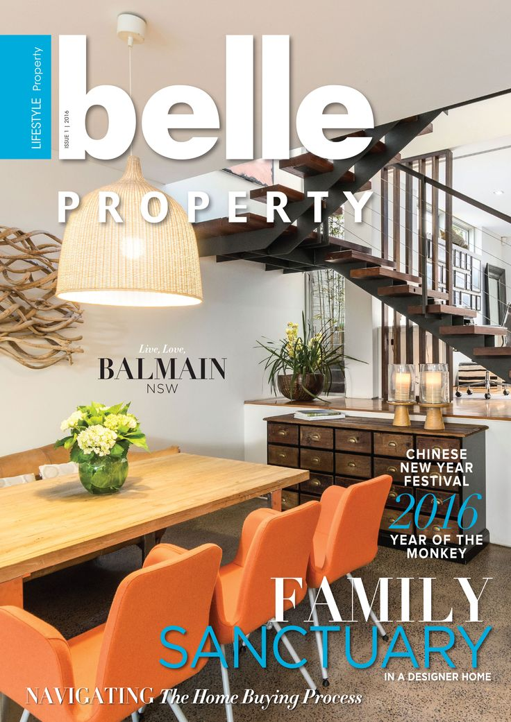 Belle Property Magazine, Issue 1 2016