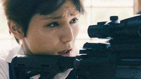 Ryosuke yamada as nagisa shiota from assassination classroom omg  im in love