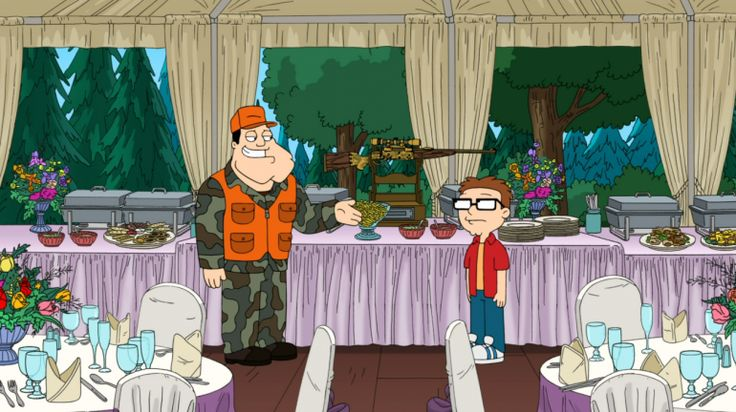 Watch 'American Dad!' Season 10 Episode 3 Online: Will Steve Prove ...