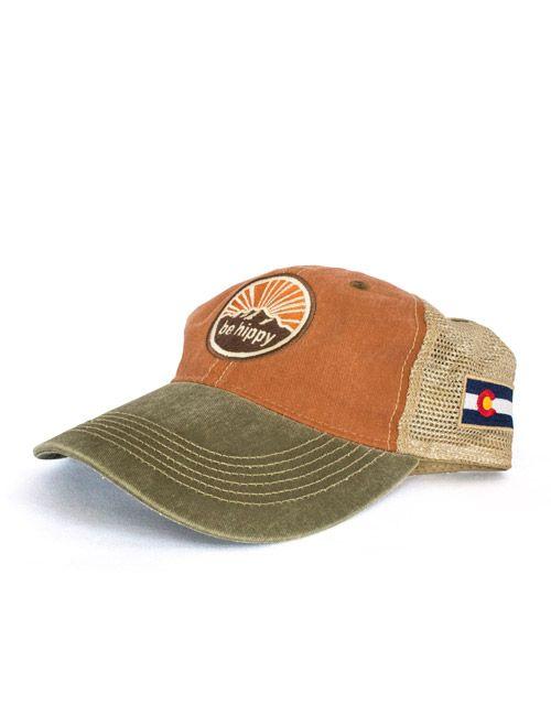 66df86dfbe0 Mountain Logo Low Profile Hat
