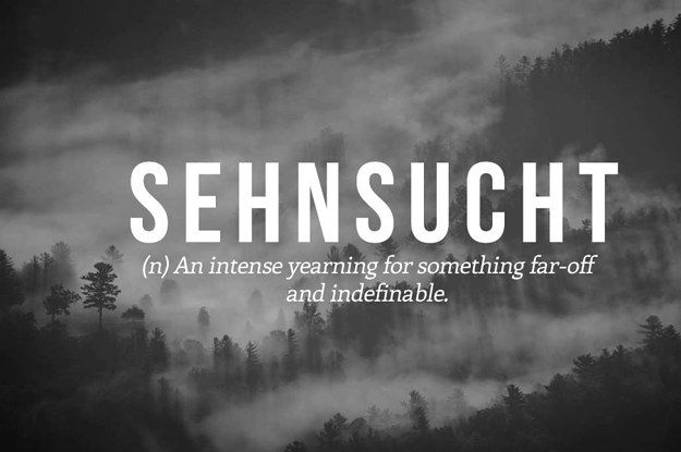 Because everything sounds better in German. (And we say the same about English but these words are beautiful)