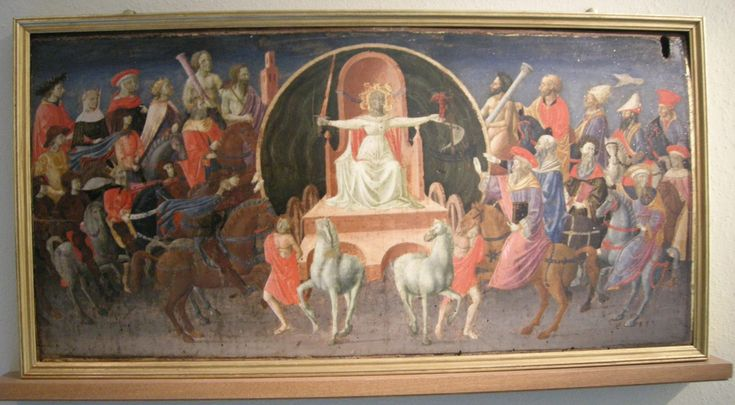 """Tarot History Forum • View topic - Collection """"How Petrarca became famous"""" (till 1450)"""