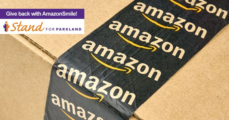 Give back with your online purchases! To help Parkland hospital deliver care to anyone in need, simply sign into Amazon Smile by visiting www.IStandforParkland.org/Amazon.