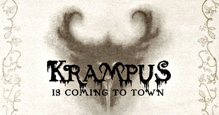'Krampus' Cards Wish a Scary Christmas and Happy New Fear -- Filmmaker Michael Dougherty is spreading yuletide cheer, wishing fans a 'scary Christmas' with three 'Krampus' holiday cards. -- http://www.movieweb.com/krampus-movie-christmas-holiday-cards
