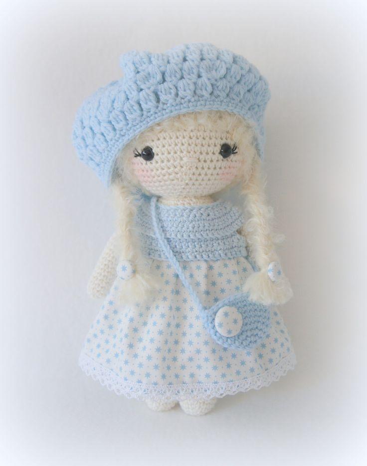 My Doll Klara; very cute but no English pattern