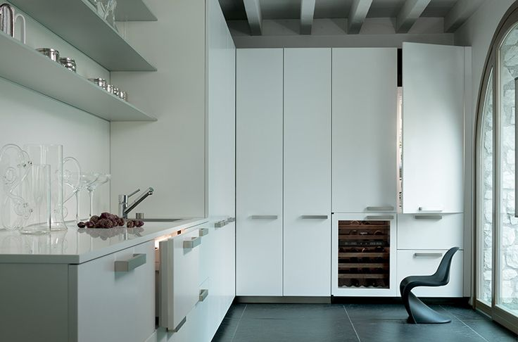 Integrated Tall Refrigerator/Freezer1