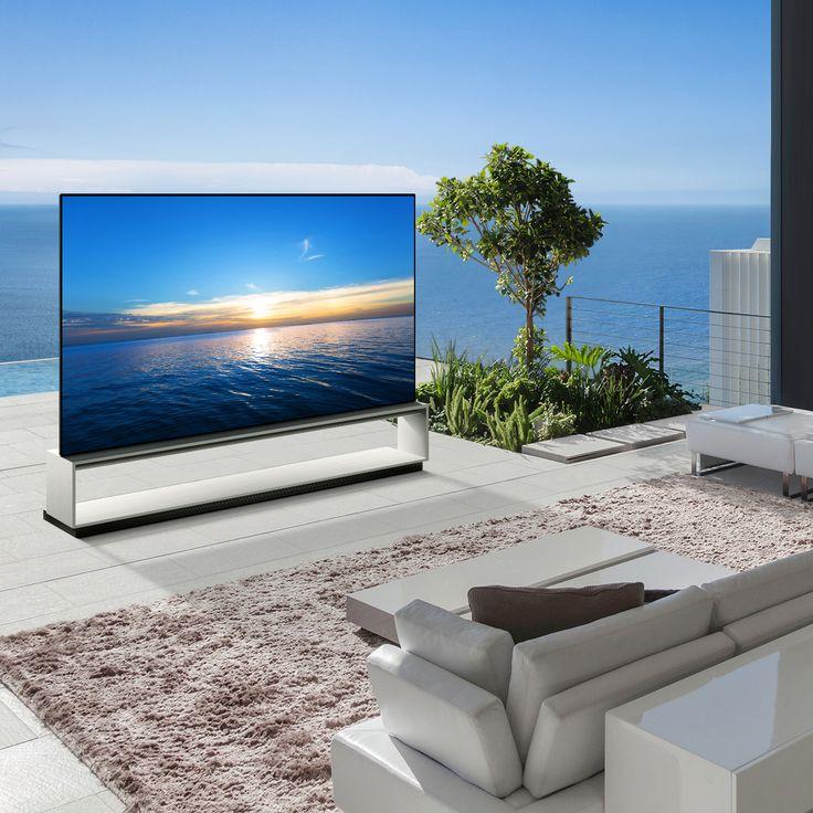 Small Mobile Homeinterior Design: Nature Inspired Living Room