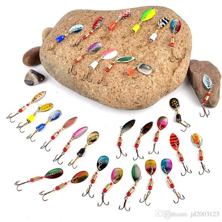 Hot Spinners Fishing Lure Mixed Color/Size/Weight Metal Spoon Lures Hard Bait Fishing Tackle Artificial Lures Minnow Fishing Lures Fishing Lure Parts Fishing Lures For Sale From Jd2003123, $21.58| Dhgate.Com