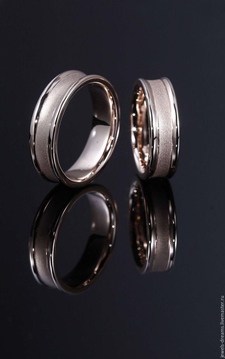 """Купить Обручальное кольцо из золота """"Классическое"""" - золотой, золотое кольцо, обручальное кольцо, кольца обручальные"""