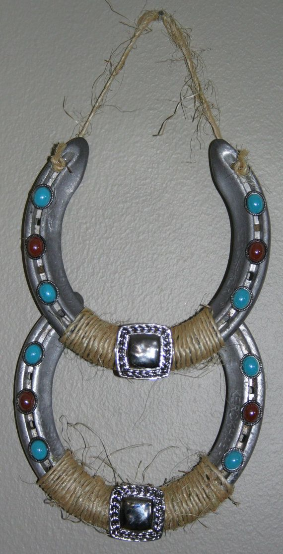 Horseshoe decor
