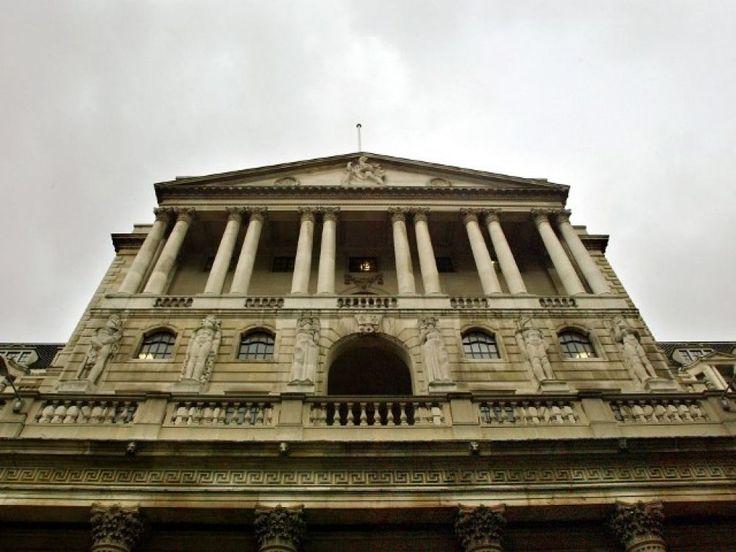 Brexit: la Banque d'Angleterre avoue que ses prévisions étaient trop pessimistes