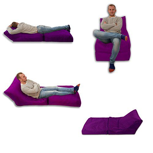 Beanbag Bed Chair Purple Indoor And Outdoor Extra Large Gaming Seat XXXL Weather Resistant (Waterproof) MaxiBean http://www.amazon.co.uk/dp/B015DBN8FE/ref=cm_sw_r_pi_dp_oJlMwb1CZ7TW5