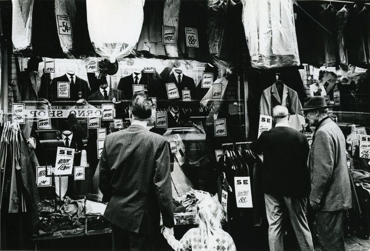 Isted Herremagasin, på hjørnet af Istedgade og Gasværksvej 1960/1970