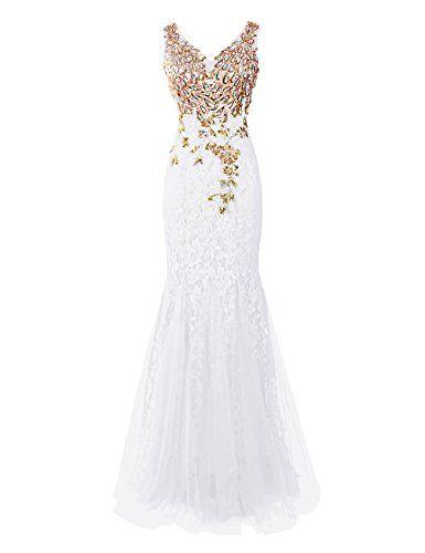 Dresstells® Long Lace Mermaid Prom Dress with Appliqu... https://www.amazon.co.uk/dp/B0185PSKS0/ref=cm_sw_r_pi_dp_x_sWVeybST9W3D6