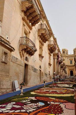 Noto Infiorata - Foto Sicilia, Sicily Photo