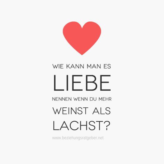 Wie kann man es #Liebe nennen wenn du mehr weinst als lachst. Du führst eine #unglückliche #Beziehung? Das kannst du tun: http://www.beziehungsratgeber.net/beziehungsprobleme/unglueckliche-beziehung/