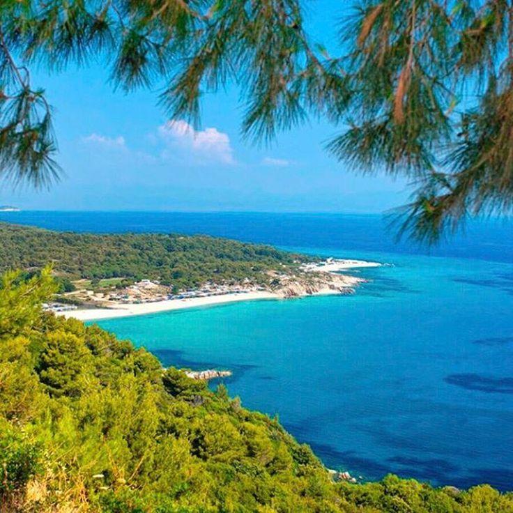 Enjoy the perfect view of Sithonia! #myhalkidiki #visitHalkidiki #greatview #happytravelling #summerstories