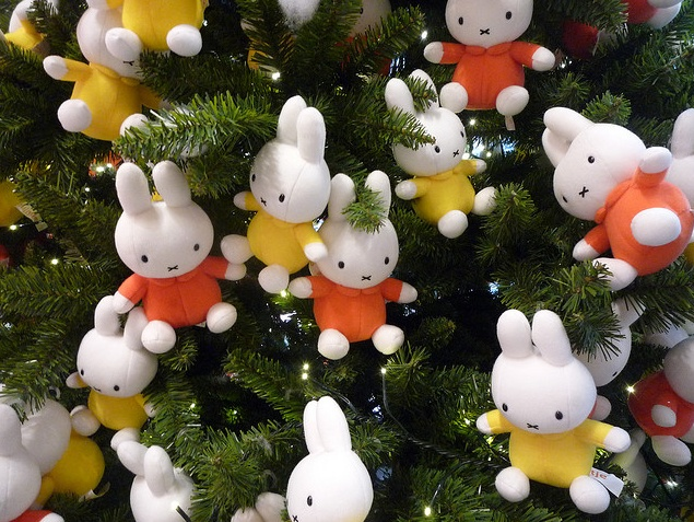 Miffy Christmas Tree