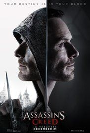 Assassin's Creed (2016) | Action, Adventure, Fantasy | 21 December 2016 (USA)
