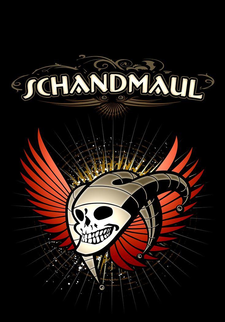 SCHANDMAUL-Skull-BACK.jpg (734×1050)