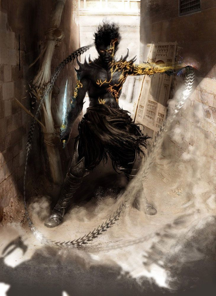 Prince Of Persia Two Thrones Concept Art Prince Of Persia Two - 730x1000 - jpeg
