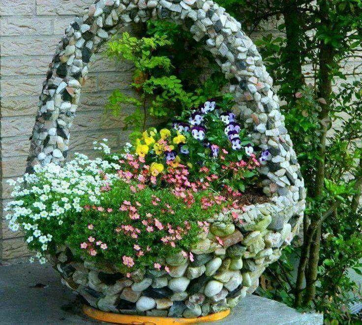621 besten bahce dekorasyonu Bilder auf Pinterest | Gartenkunst ...