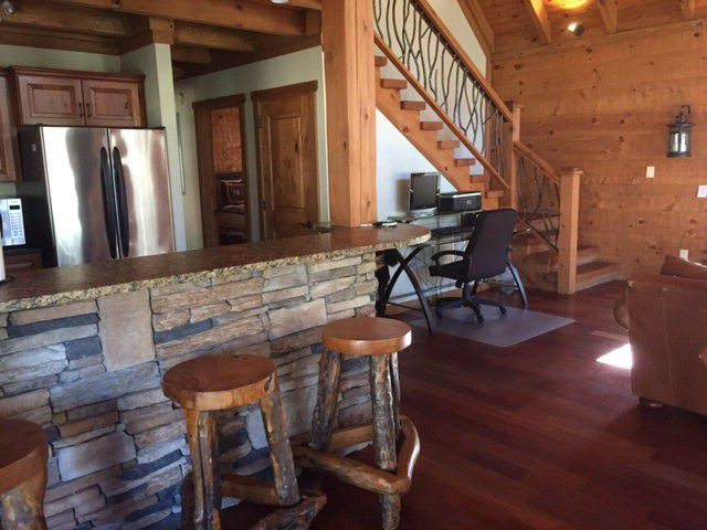 145 Chestnut Cove Rd Whittier Nc 28789 Cabin Homes Log Homes Home
