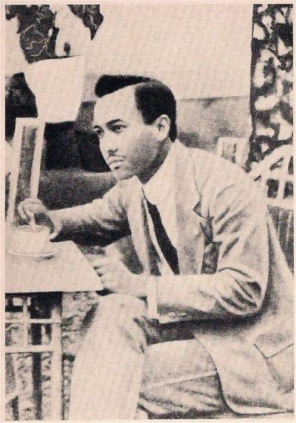 Young Soekarno