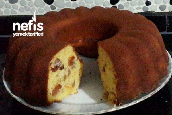 Üzümlü Kek (Hazır Tadında)