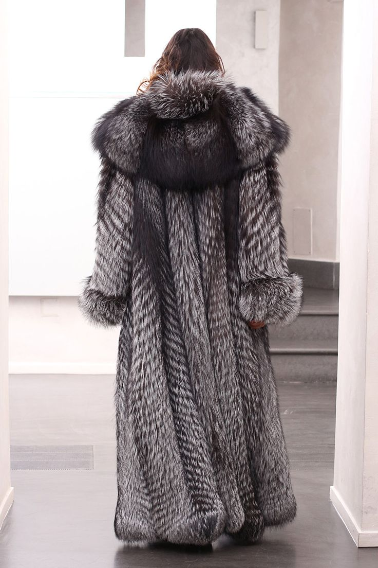 La fourrure manteau de fourrure veste fashion renard manteau fur coat fox Volpe Renard лиса шуба | eBay