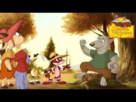 Le Loup et les sept chevreaux - Simsala Grimm HD | Dessin animé des contes de Grimm - YouTube