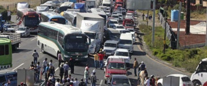 Fuel Price Protests In Mexico Lead To Critical Situation http://feedproxy.google.com/~r/oilpricecom/~3/IG7hMveS8Q8/Fuel-Price-Protests-In-Mexico-Lead-To-Critical-Situation.html