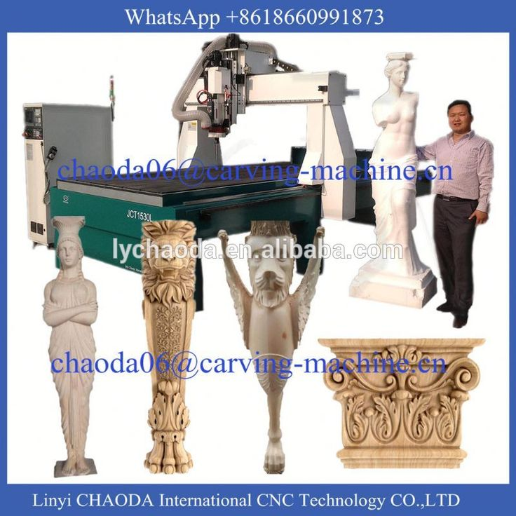 Factory Price ! Choda 4Axis Cnc Machine / Choda 4Axis Cnc Router