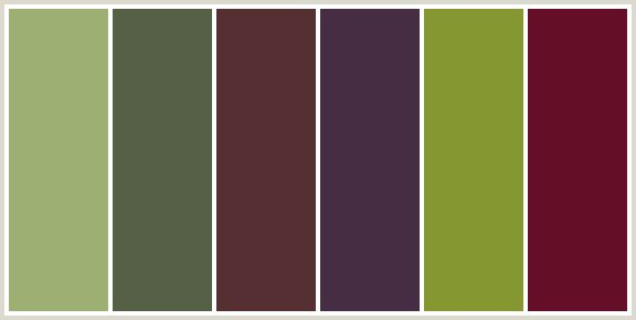 This color palette contains the following web hex color ...