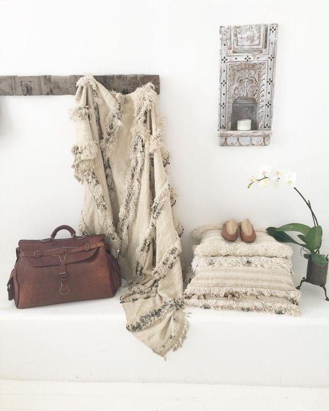 Marokkanische Decken 948 besten handira bilder auf bettwäsche abdeckband und