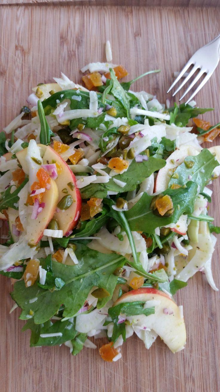 ....ergeben einen ganz tollen Salat!