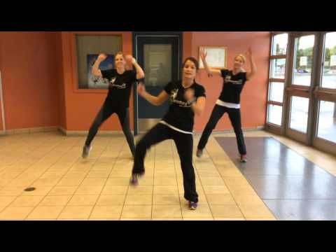 Jeunes en santé Danse échauffement #4 - YouTube
