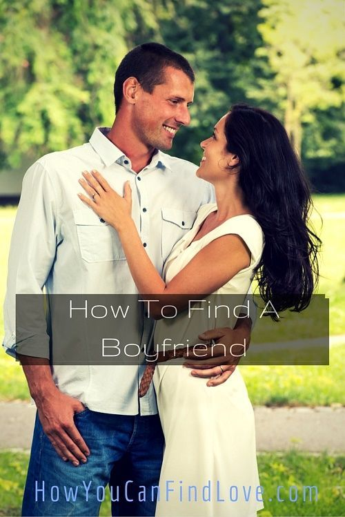 How to find your next boyfriend