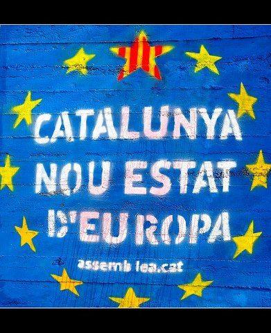Catalunya nou estat d'Europa