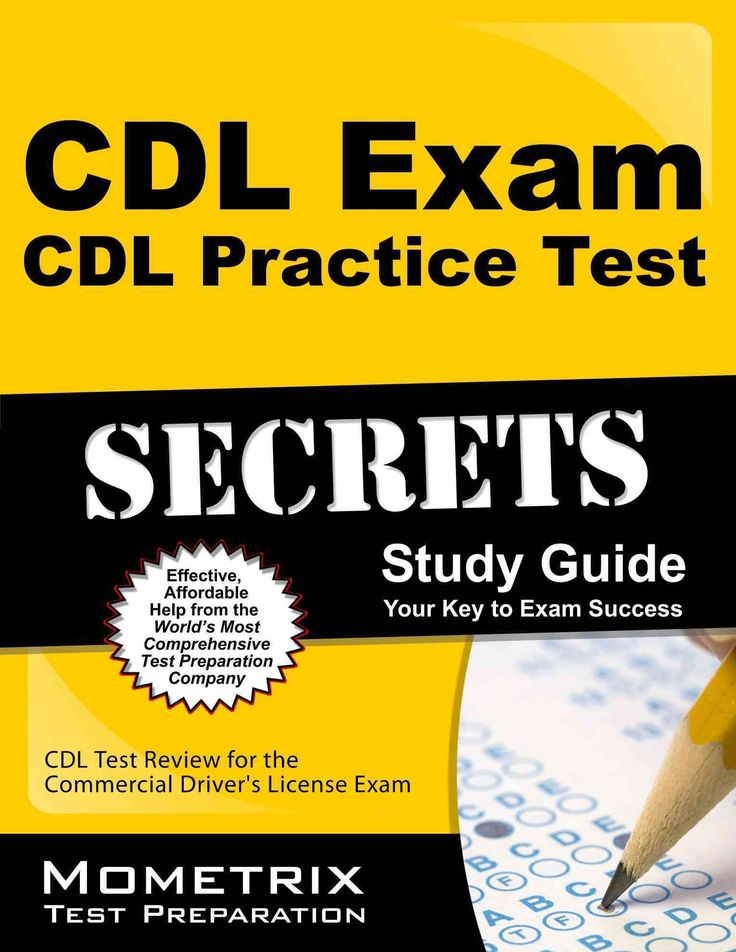 CDL Exam Secrets - CDL Practice Test Study Guide: CDL Test Review for the Commercial Driver's License Exam