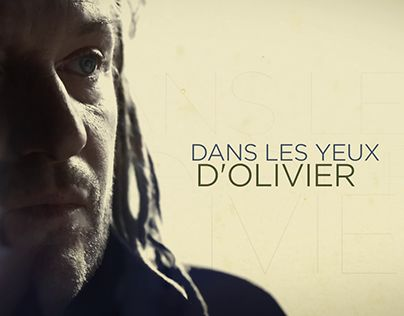 "Check out new work on my @Behance portfolio: ""Generique, Dans Les Yeux D'Olivier"" http://on.be.net/1I1oNXe"