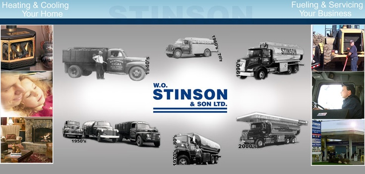 In 2006 W. O. Stinson & Son Ltd. branched out into Propane. This new division will serve the residential, agricultural, and commercial client with all their propane requirements. Using the expertise developed in the Fuel Oil business it was natural expansion for the company. Propane delivery trucks, and a loading plant were built, and a team was formed to head this new division.