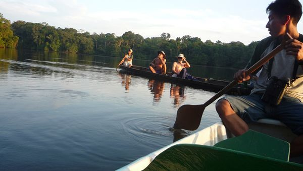 Jungle Pictures Ecuador - Jungle Tours in Ecuador - Amazon ...