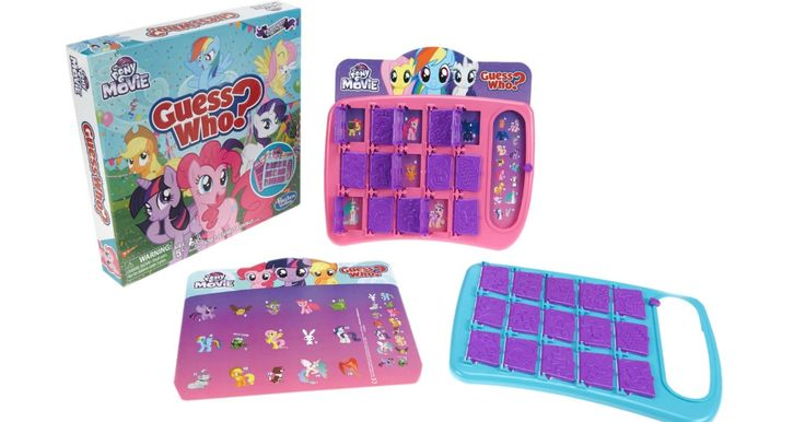 Check out the prices on these ToysRUs exclusive My Little Pony games!
