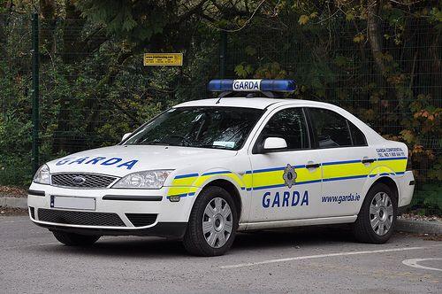 Ford Mondeo - Republic of Ireland Garda