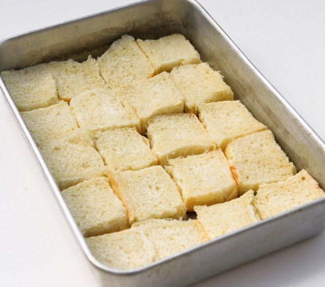 Sanduíches havaianos de queijo e presunto